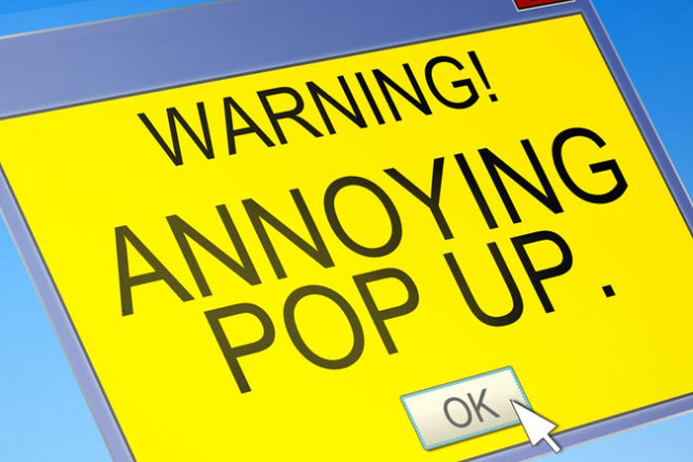Как усмирить агрессивную рекламу в интернете